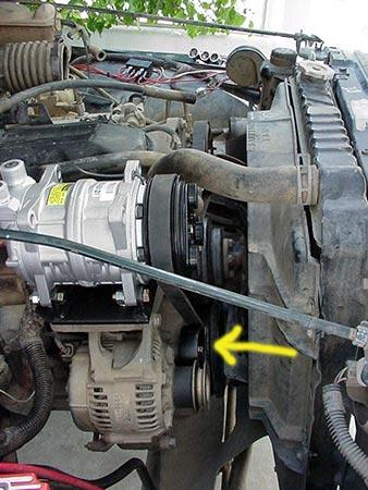 Jeep Morton Il >> YJ Air Conditioning Removal - JeepForum.com