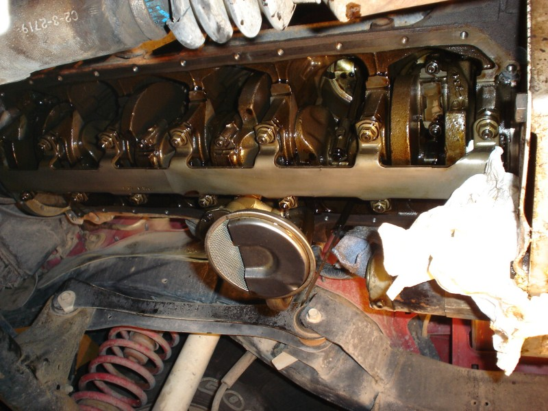 Jeep Rear Main Seal Removal and Installation - MJR