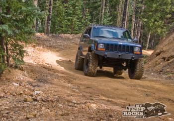Rick's Parents Jeep
