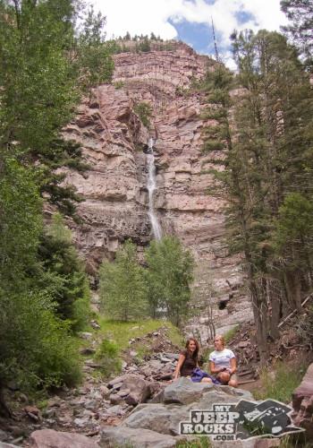 Lower Cascade Falls