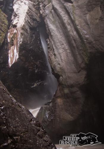 Box Canon Falls