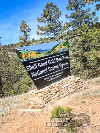 Shelf Road Gold Belt Tour