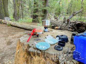 Camp & Cookin